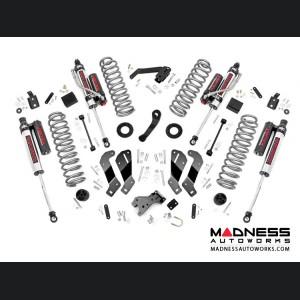 "Jeep Wrangler JK Suspension Lift Kit w/ Control Arm Drops & Vertex Reservoir Shocks - 3.5"" Lift - 4 Door"